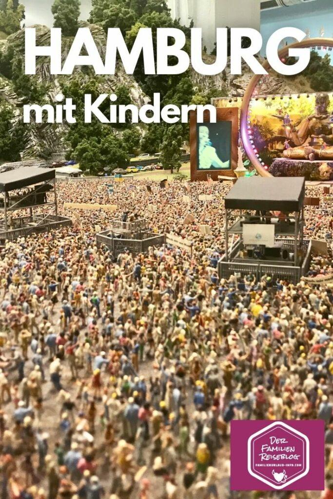 Unbedingt ins Miniaturmuseum Hamburg mit Kindern