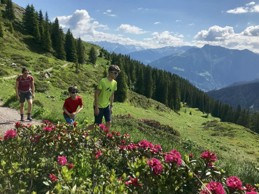 Montafon mit Kindern - entdecke die tolle Natur am Golm!