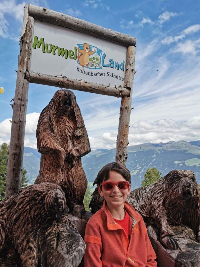 Ausflugsziel Murmelland Zillertal mit Kindern
