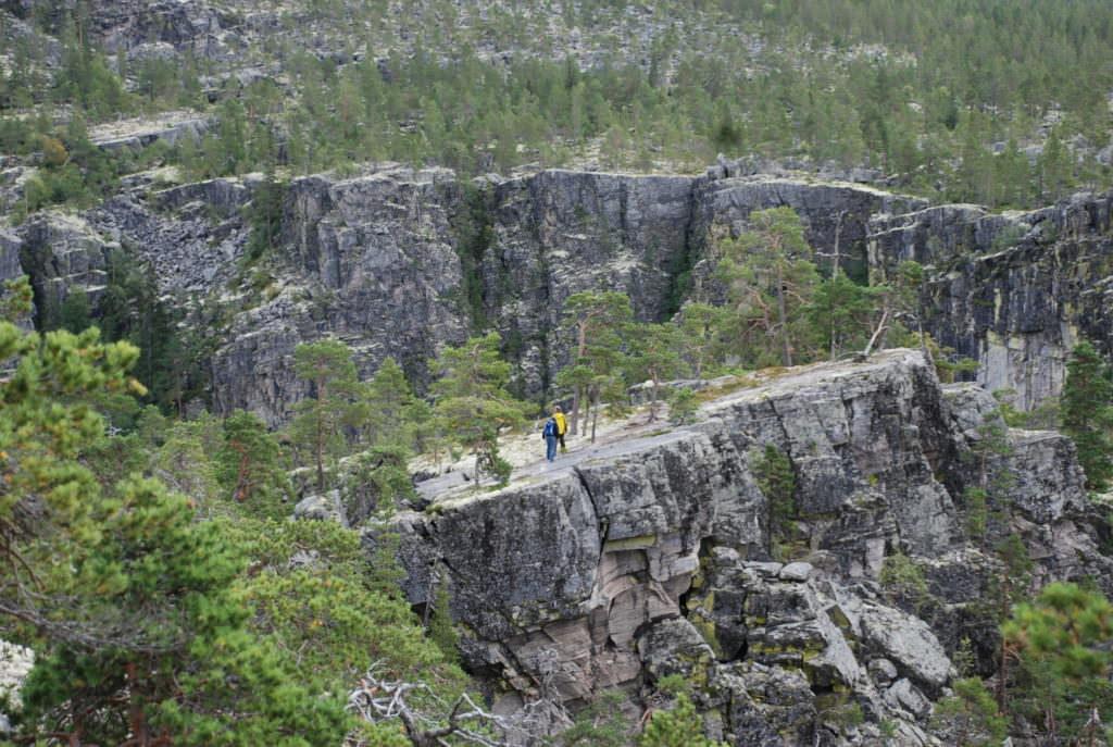 Norwegen wandern mit Kindern