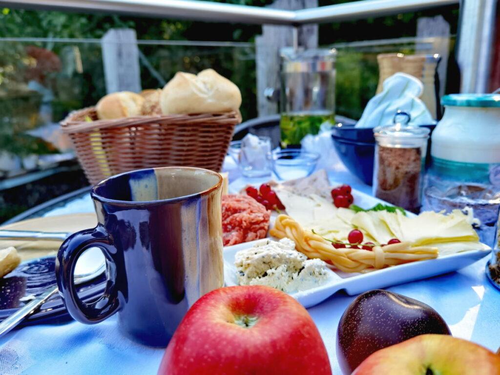 Oberlausitz Ferienwohnung mit Frühstück - das war richtig gut!