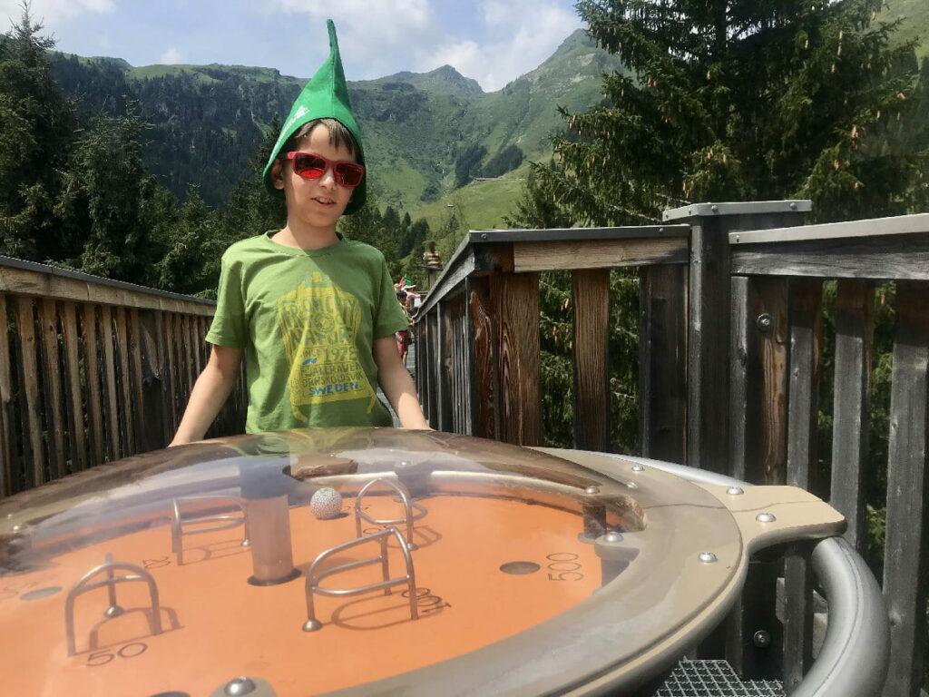 Familienhotel mit Kinderbetreuung - unser Besuch im JUFA Saalbach im Sommer