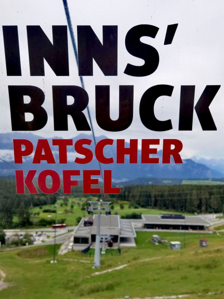 Patscherkofel Innsbruck - der leichte Zugang zum Zirbenweg