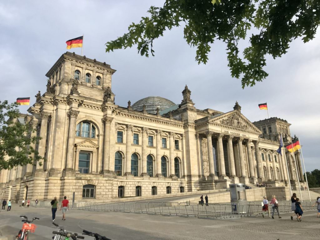 Unser Besuch im Reichstag Berlin mit Kindern