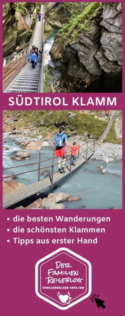 Klamm Südtirol merken - mit diesem Pin auf Pinterest