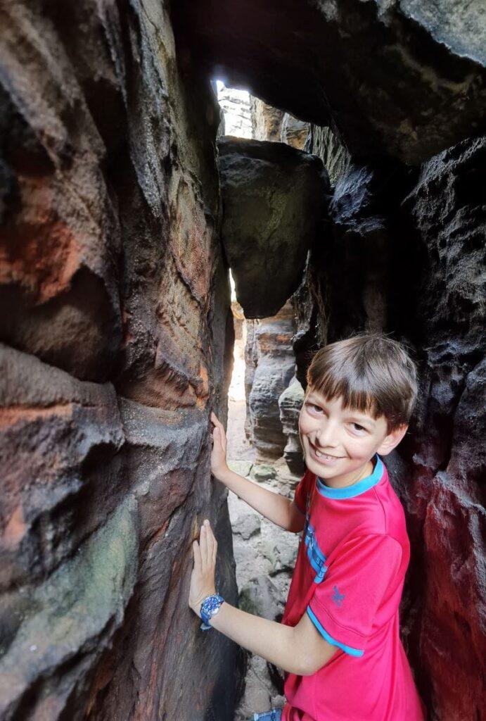 Sächsische Schweiz mit Kindern - lass dich von uns ins Felsenreich des Elbsandsteingebirge entführen!