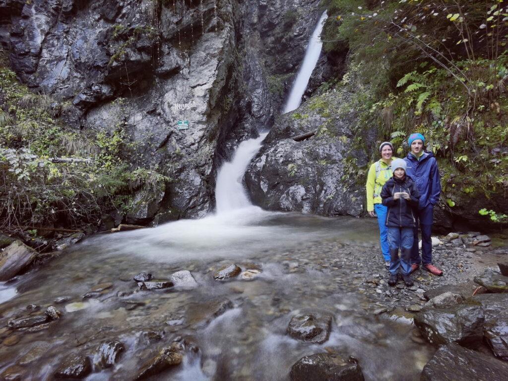 Schluchtweg Millstatt - abwechslungsreiche Wanderung zum Herzogfall - dem geheimsten Wasserfall in Kärnten