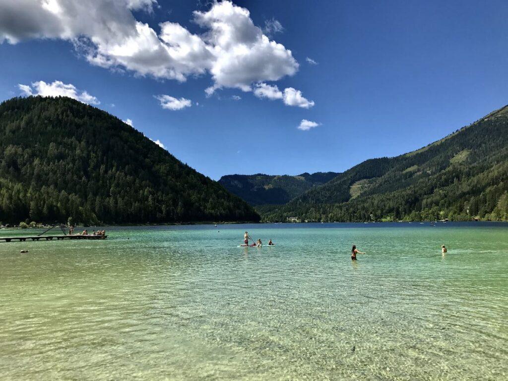 Familienhotel in den Bergen - und am See: Das JUFA Annaberg