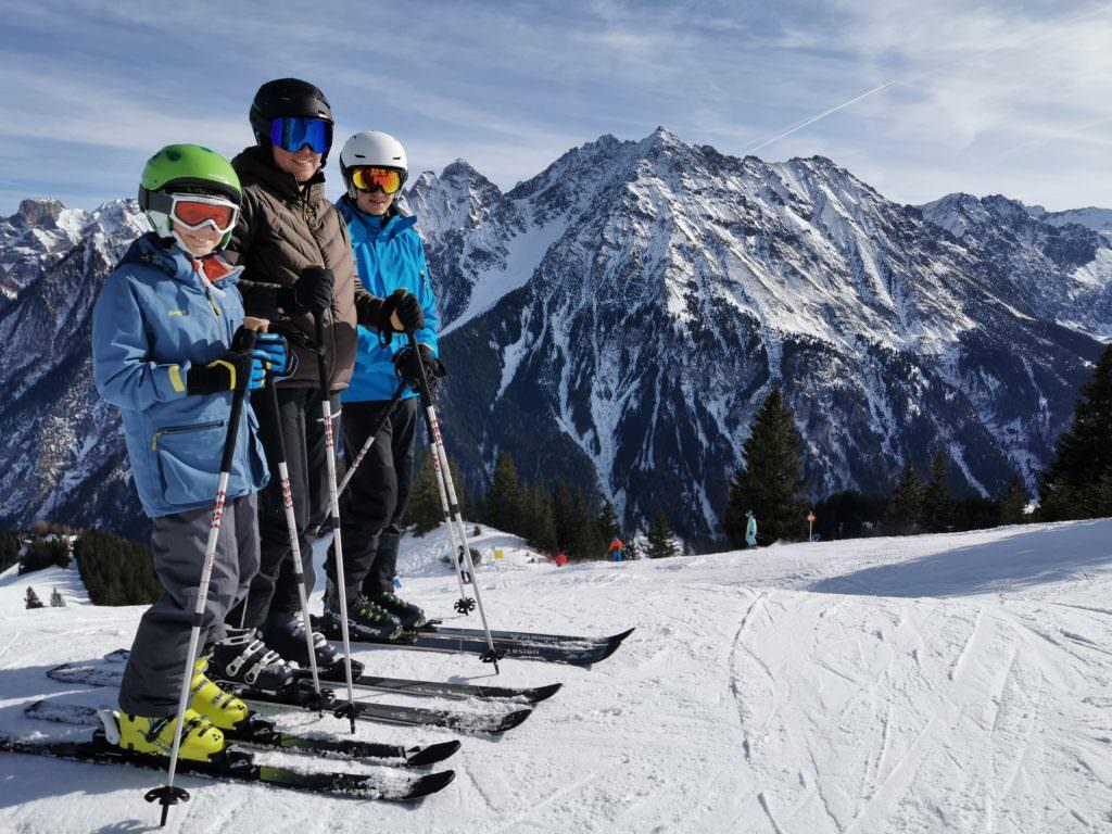 Skifahren mit Kindern - unsere besten Familienskigebiete in Vorarlberg, Österreich