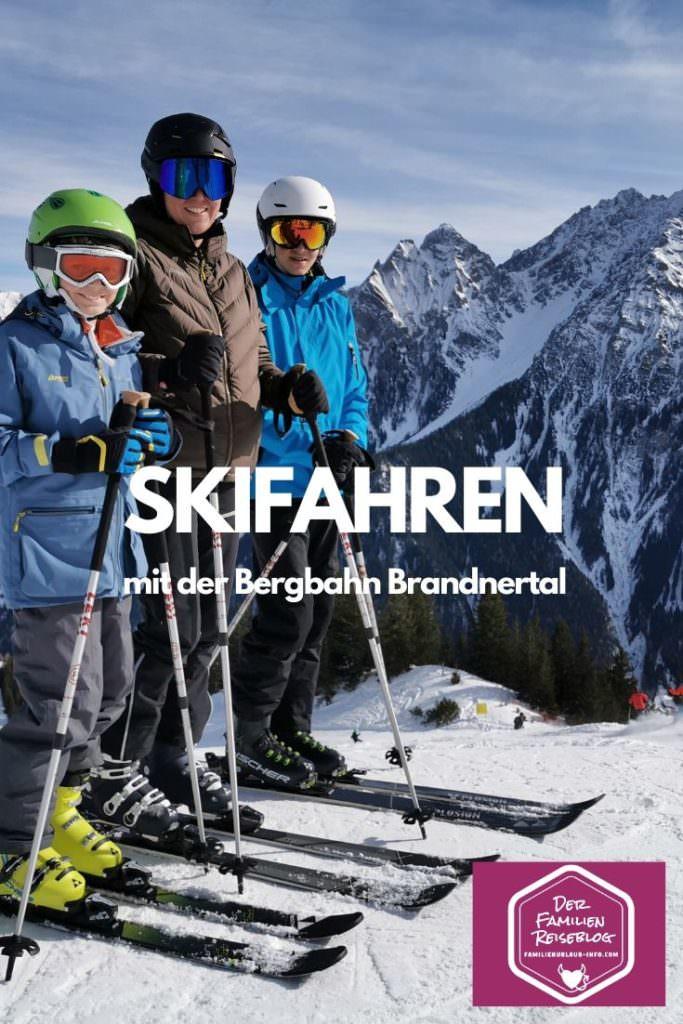 Skifahren Brandnertal - so war´bei uns