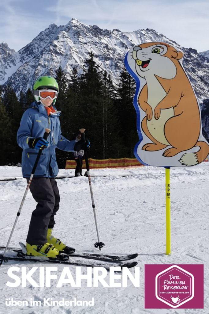 Skigebiet Brandnertal mit Kindern