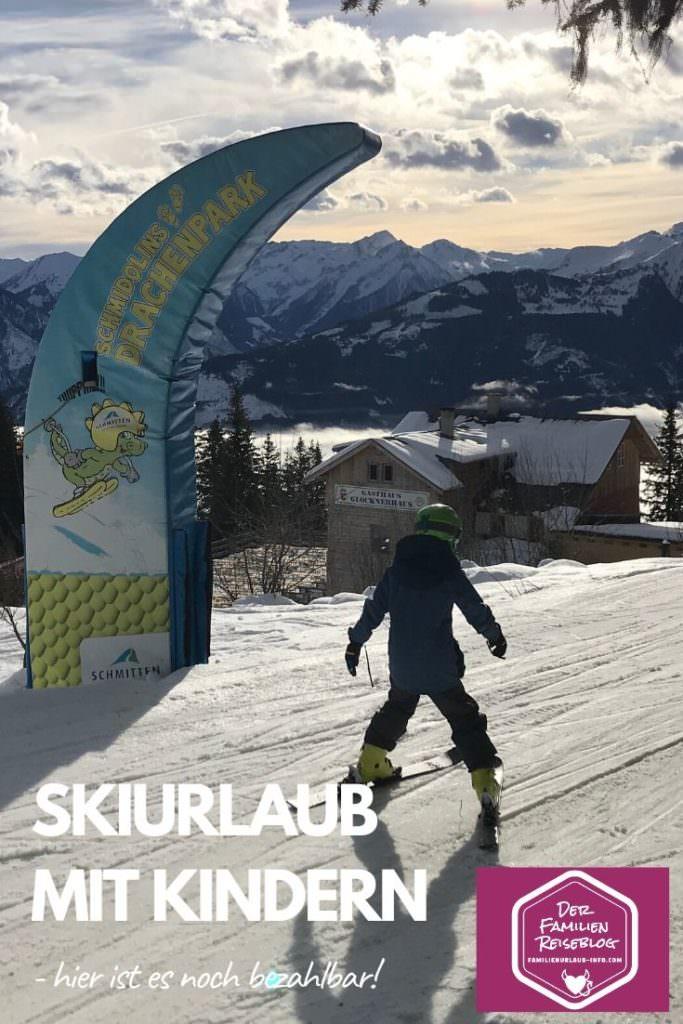 Skiurlaub mit Kindern in Österreich, Salzburger Land