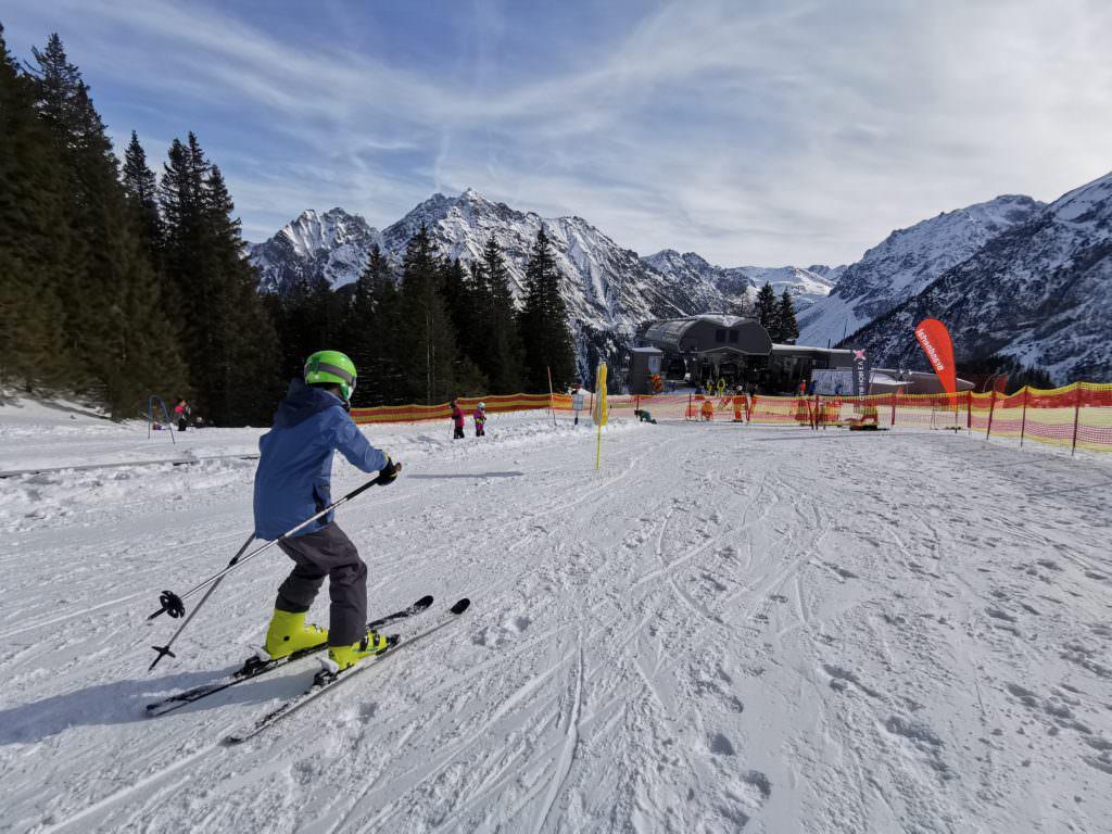 Skiurlaub mit Kindern Vorarlberg: Das ist das Kinderland im Brandnertal