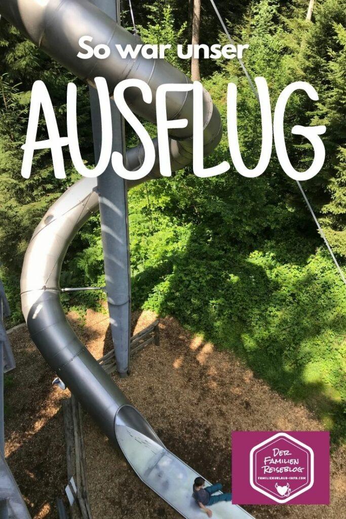 Unsere Erlebnisse im Skywalk Allgäu