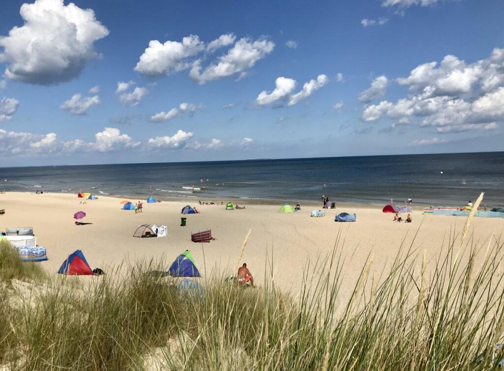 Sommerurlaub mit Kindern am Strand - die Sandstrände an der Ostsee sind der Wahnsinn