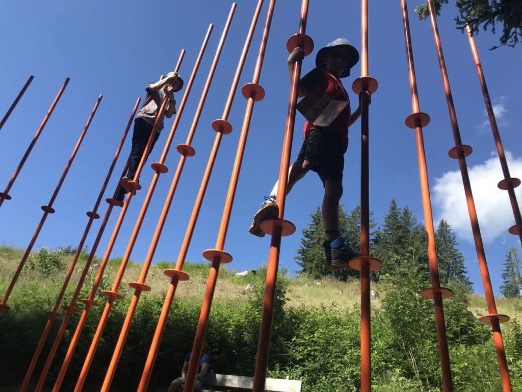 Sommerurlaub mit Kindern im Salzburgerland auf der Schmittenhöhe