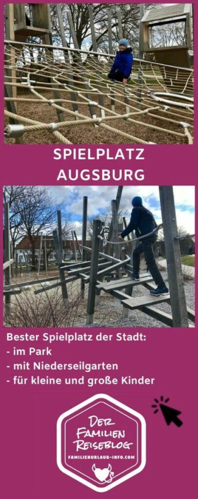 Spielplatz Augsburg merken