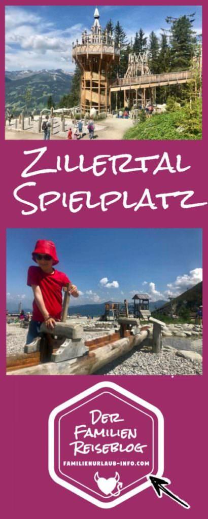 Spielplatz Zillertal merken