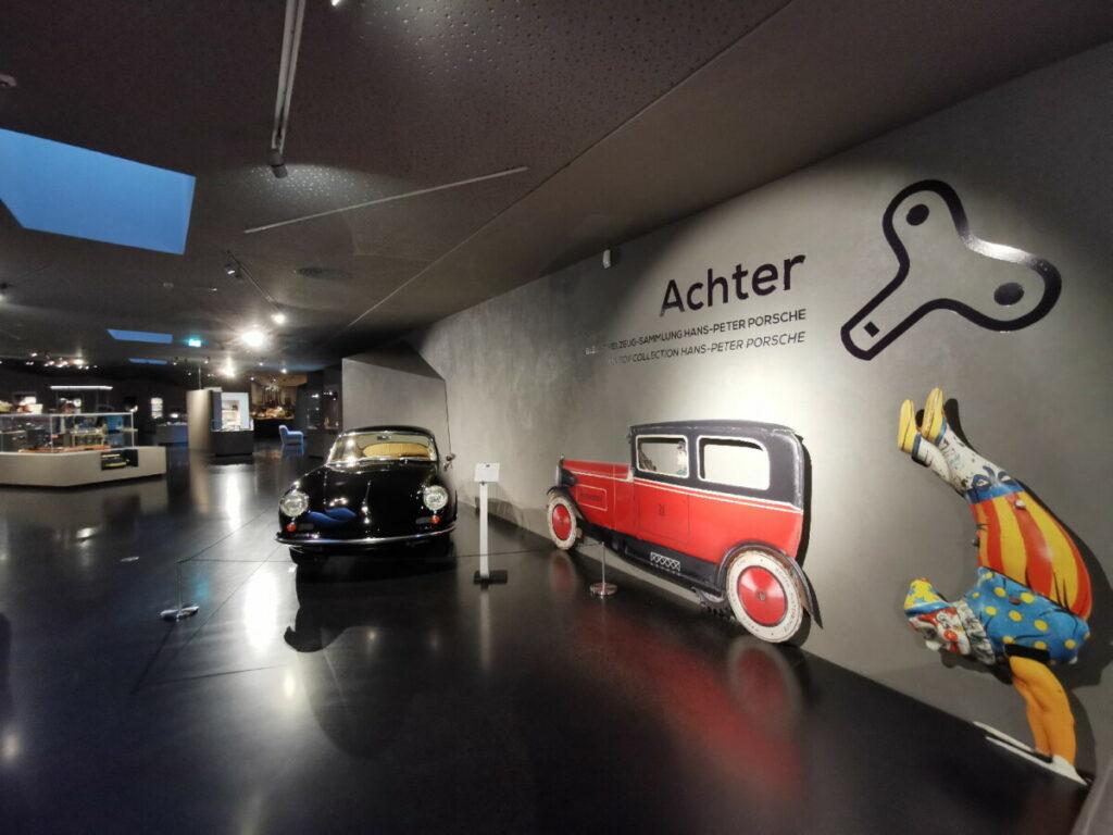Das Hans-Peter Porsche Spielzeugmuseum in Bayern