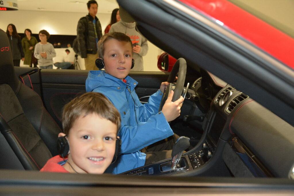 Stuttgart mit Kindern - willkommen in der Autostadt