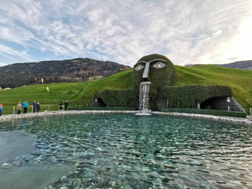 Unbedingt besuchen! Die schönen Swarovski Kristallwelten mit Kindern in Tirol.