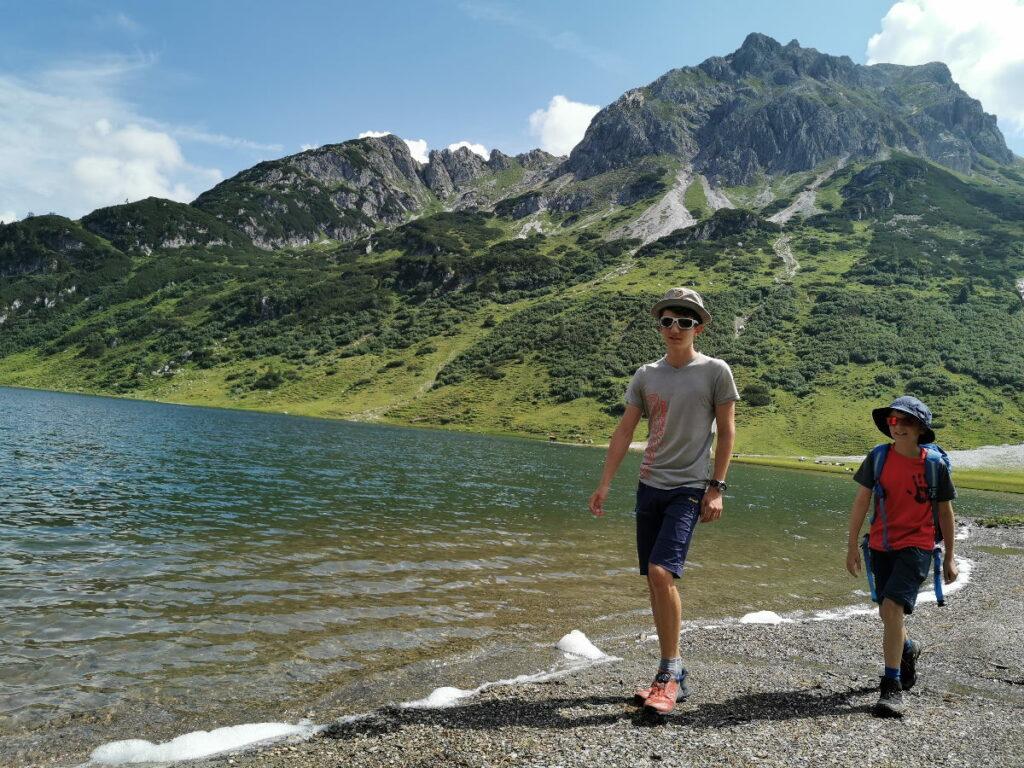 Einer der schönsten Plätze in Österreich: Der Tappenkarsee