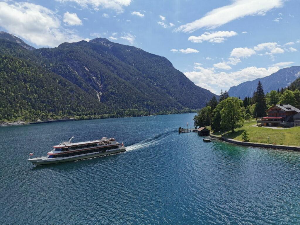 Einmalig in Tirol mit Kindern - Verbindung von Wanderung, Spielplätzen und Alm samt Einkehr