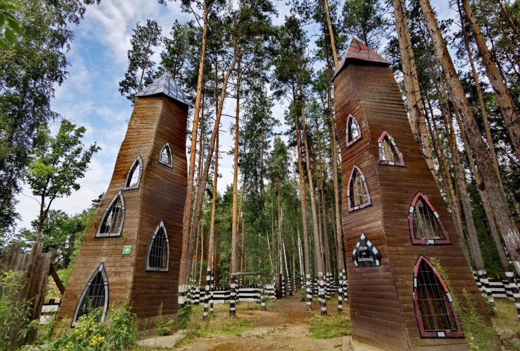 Turisede, eines der außergewöhnlichsten Ausflugsziele Oberlausitz mit Kindern