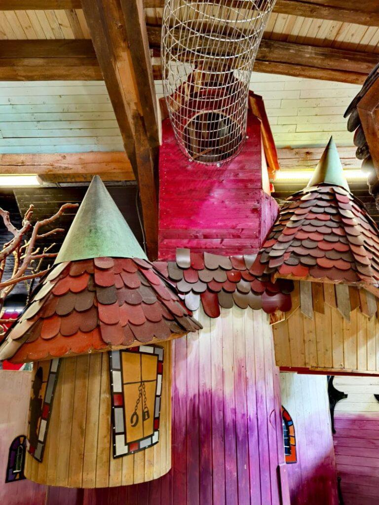 Regenwetter Ausflugsziele Oberlausitz mit Kindern? Der große Indoor Spielplatz Turihallum