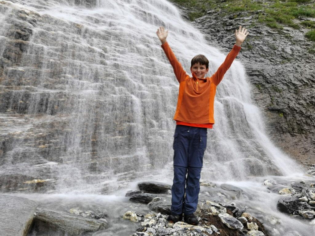 Familienurlaub in den Bergen stellen wir uns so vor! Du auch?