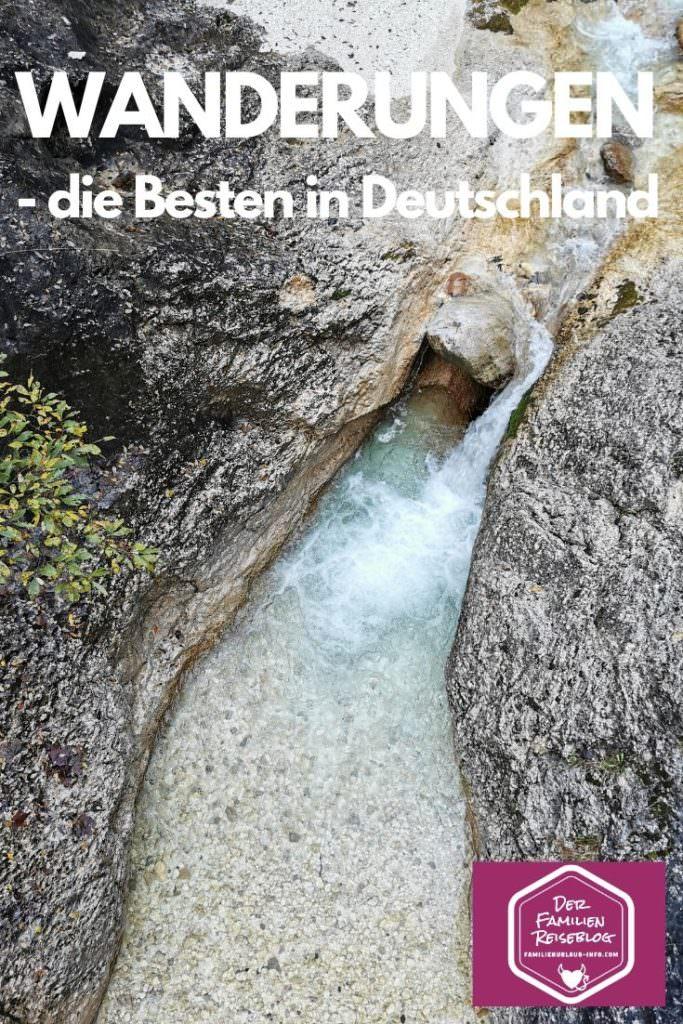 Wandern mit Kindern in Deutschland