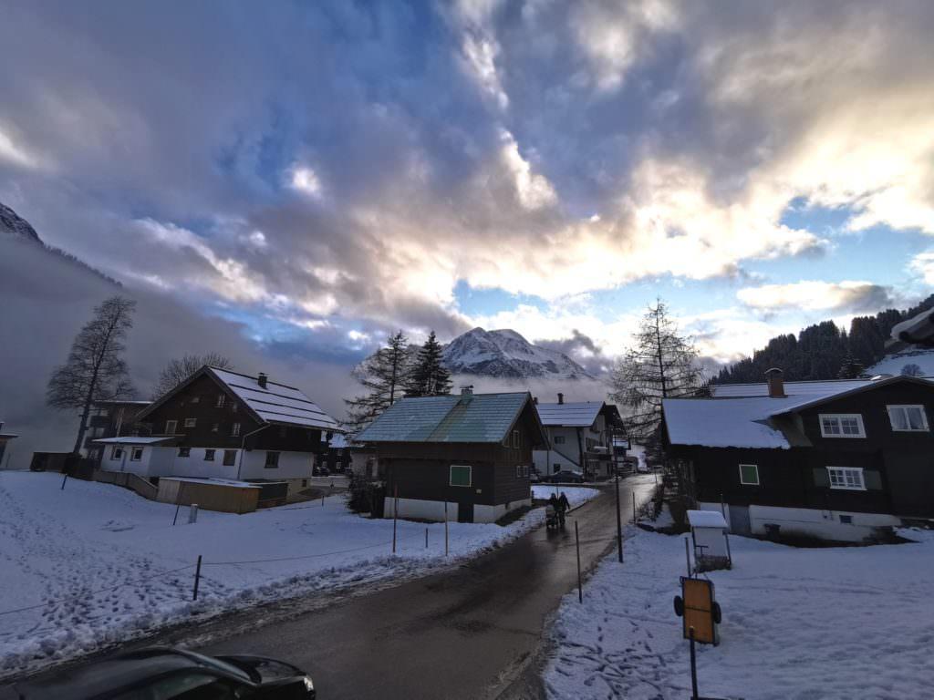 Winterurlaub mit Kindern Österreich - schön war´s im Rosenhof Kleinwalsertal