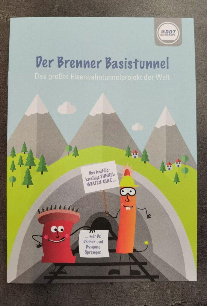 Das Tunnelwelten Quiz - toller Rätselspaß im Wipptal mit Kindern