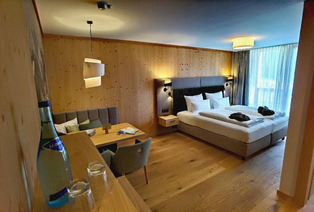Das neue Familienzimmer im Zugspitz Resort Ehrwald